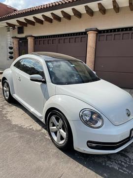 Volkswagen Beetle Sportline Tiptronic usado (2015) color Blanco precio $185,000
