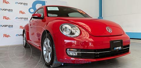 Volkswagen Beetle Sport Tiptronic usado (2016) color Rojo precio $240,000