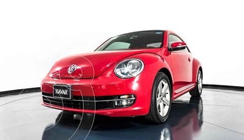 Volkswagen Beetle Sportline usado (2016) color Rojo precio $257,999