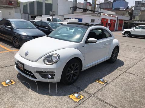 Volkswagen Beetle Sport usado (2017) color Blanco financiado en mensualidades(enganche $96,250 mensualidades desde $8,347)