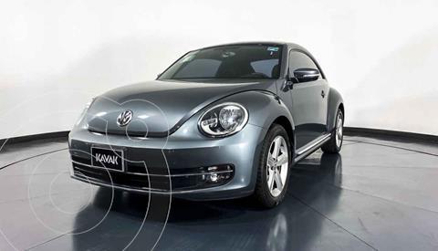Volkswagen Beetle Allstar Tiptronic usado (2016) color Gris precio $229,999