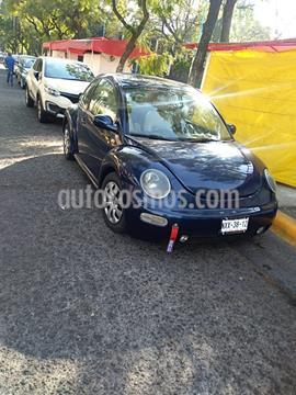 foto Volkswagen Beetle GLS 1.8T Sport usado (2001) color Azul precio $39,000