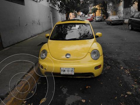 Volkswagen Beetle Turbo R Aut usado (2001) color Amarillo precio $40,000