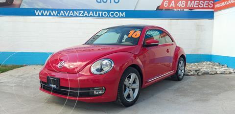 Volkswagen Beetle Sportline usado (2016) color Rojo financiado en mensualidades(enganche $80,576 mensualidades desde $8,787)