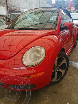 Volkswagen Beetle Cabriolet 2.5 Tiptronic usado (2006) color Rojo precio $80,000
