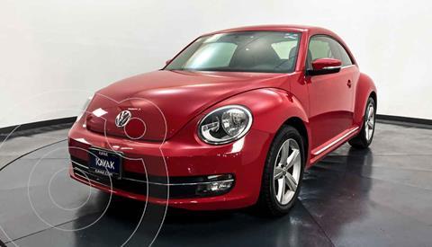 Volkswagen Beetle Sportline Tiptronic usado (2016) color Rojo precio $227,999