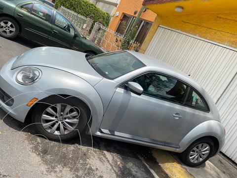 Volkswagen Beetle Cabriolet 2.5 Aut  usado (2012) color Plata precio $150,000