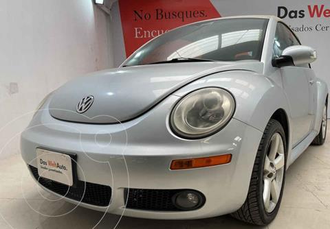 Volkswagen Beetle Cabriolet 2.0 Tiptronic usado (2008) color Plata precio $145,000