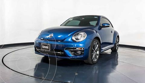 Volkswagen Beetle Sound Tiptronic usado (2018) color Azul precio $297,999