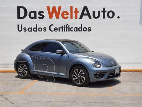 Volkswagen Beetle Sound Tiptronic usado (2018) color Azul Metalizado financiado en mensualidades(enganche $83,500 mensualidades desde $7,950)