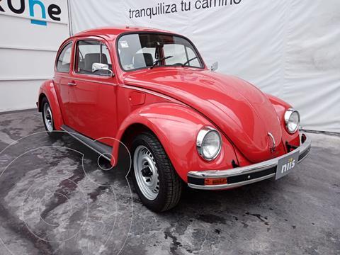 Volkswagen Beetle GLS 2.0 usado (1994) color Rojo precio $180,000
