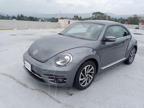 Volkswagen Beetle Sound Tiptronic usado (2018) color Gris Oscuro precio $320,000