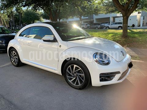Volkswagen Beetle Sound Tiptronic usado (2018) color Blanco precio $290,000