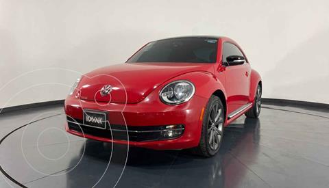 Volkswagen Beetle Sound Tiptronic usado (2018) color Rojo precio $274,999