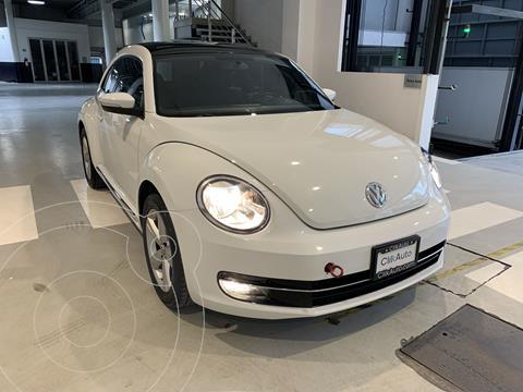 Volkswagen Beetle GLX 2.5 Sport  usado (2015) color Blanco precio $236,000