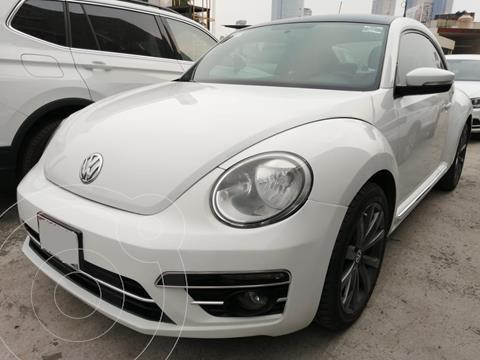 Volkswagen Beetle SPORTLINE 2.5L L5 170HP TIP usado (2017) color Blanco precio $269,500