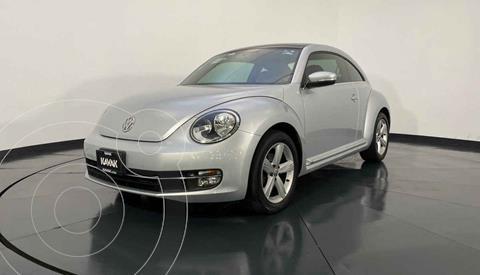 Volkswagen Beetle Sportline usado (2016) color Plata precio $232,999