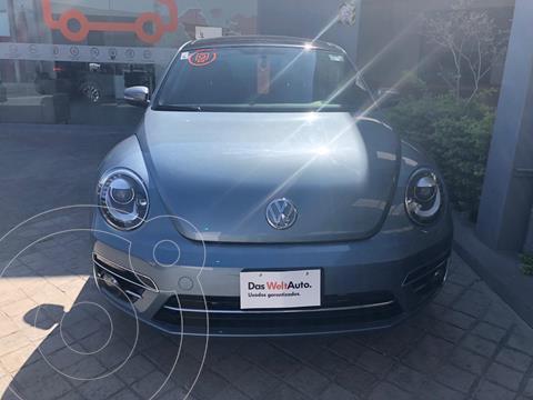 Volkswagen Beetle Sound Tiptronic usado (2019) color Azul Metalizado precio $324,900