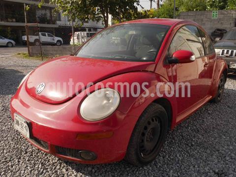 Volkswagen Beetle GLS 2.0 Aut usado (2007) color Rojo precio $75,000