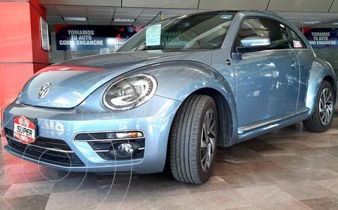 Volkswagen Beetle Sound Tiptronic usado (2018) color Azul precio $379,000