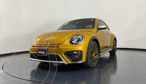 Volkswagen Beetle Sound Tiptronic usado (2018) color Dorado precio $337,999