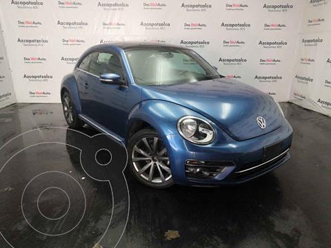 Volkswagen Beetle Sport Tiptronic usado (2017) color Azul precio $279,990