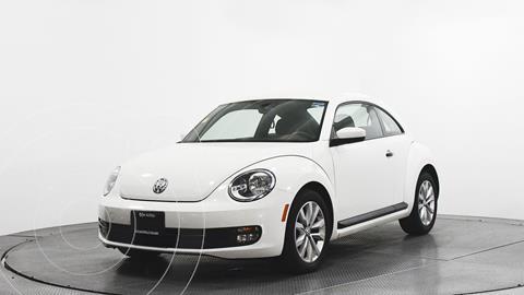Volkswagen Beetle Turbo S 6 Vel. usado (2013) color Blanco precio $185,200
