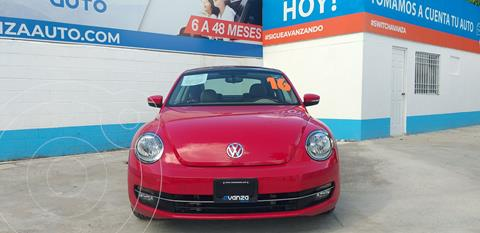 Volkswagen Beetle Sportline usado (2016) color Rojo precio $242,000