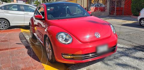Volkswagen Beetle Sportline usado (2016) color Rojo precio $208,000