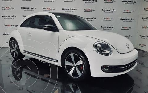 Volkswagen Beetle Turbo DSG usado (2014) color Blanco Candy financiado en mensualidades(enganche $94,000 mensualidades desde $7,776)