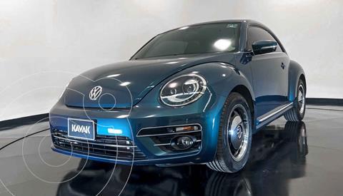 Volkswagen Beetle Sound Tiptronic usado (2018) color Azul precio $317,999