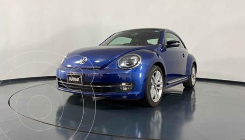 Volkswagen Beetle Turbo usado (2014) color Azul precio $247,999