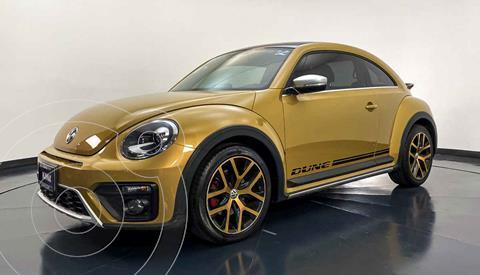 Volkswagen Beetle Sound Tiptronic usado (2018) color Amarillo precio $327,999