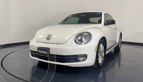 Volkswagen Beetle STD Tiptronic usado (2012) color Blanco precio $177,999