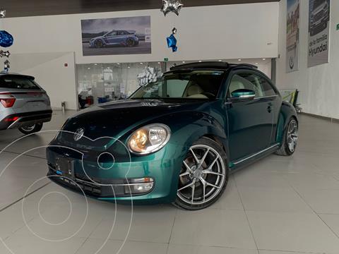 Volkswagen Beetle Sportline usado (2017) color Verde precio $283,000