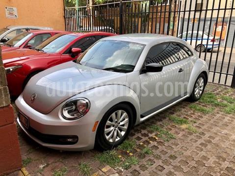 Volkswagen Beetle STD  usado (2013) color Plata Reflex precio $160,000