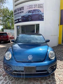 Volkswagen Beetle Sportline usado (2017) color Azul Metalizado precio $255,000