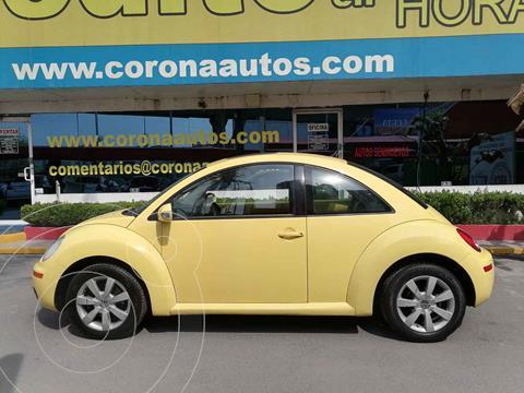 Volkswagen Beetle GLS 2.0 Aut  usado (2010) color Amarillo precio $109,900