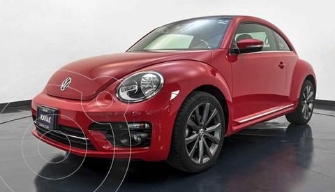 Volkswagen Beetle Allstar Tiptronic usado (2016) color Rojo precio $249,999