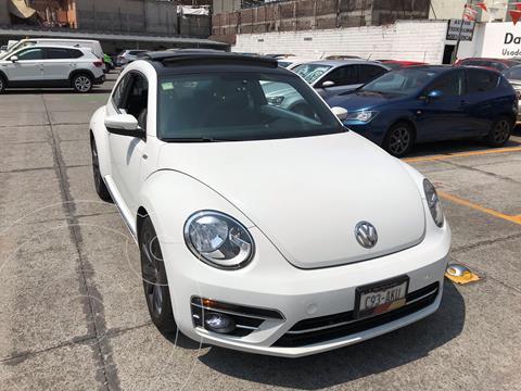 Volkswagen Beetle Sportline usado (2017) color Blanco financiado en mensualidades(enganche $74,732 mensualidades desde $7,240)