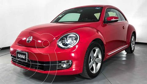 Volkswagen Beetle Turbo usado (2015) color Rojo precio $202,999