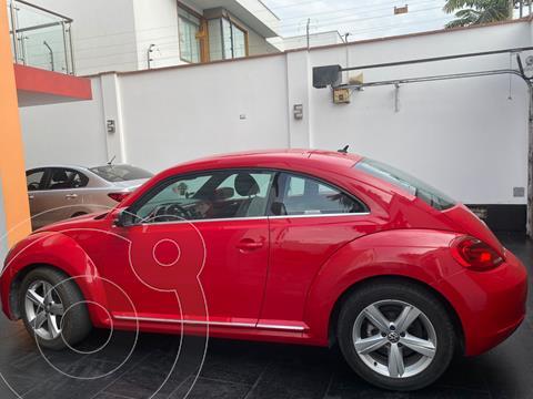 Volkswagen Beetle 2.5L Sport usado (2015) color Rojo precio u$s17,000