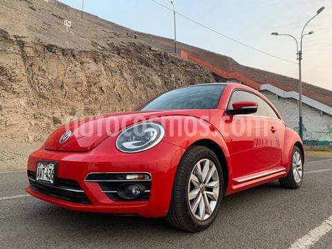 Volkswagen Beetle 1.4L TSI Design usado (2017) color Rojo precio u$s18,000