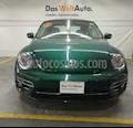 Foto venta Auto Seminuevo Volkswagen Beetle Sportline (2017) color Verde precio $299,000