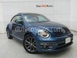 Foto venta Auto Seminuevo Volkswagen Beetle Sportline (2017) color Azul Metalizado precio $280,000