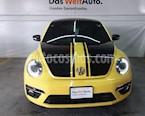 Foto venta Auto Seminuevo Volkswagen Beetle Turbo R (2014) color Amarillo Sunflower precio $275,000