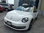Foto venta Auto usado Volkswagen Beetle Turbo (2013) color Blanco precio $227,000