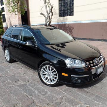 Volkswagen Bora SportWagen 2.5L usado (2009) color Negro Onix precio $106,000