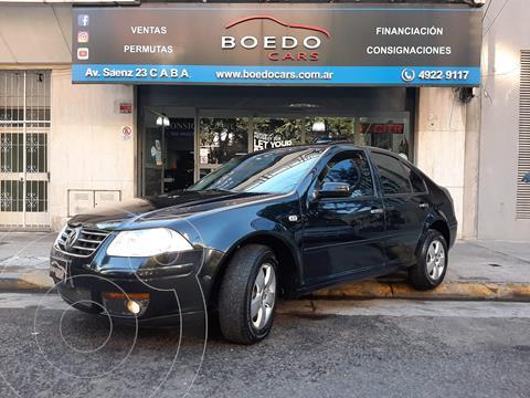 Volkswagen Bora 2.0 Trendline Tiptronic 115 CV (LN) usado (2013) color Negro precio $880.000