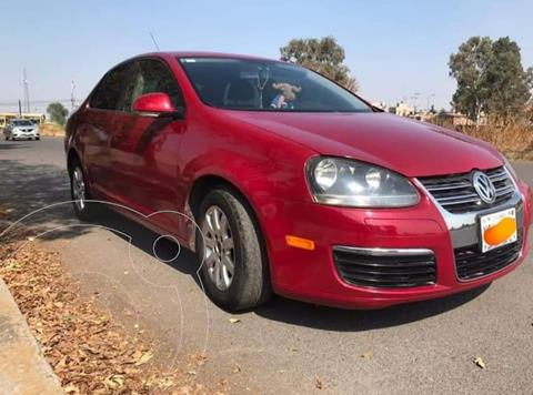 Volkswagen Bora 2.5L Style usado (2008) color Rojo precio $74,000